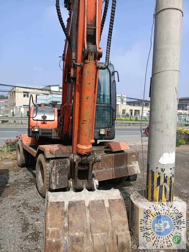转让其他2013年65-8轮式挖掘机