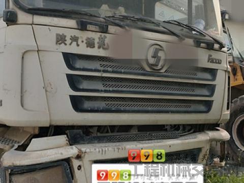 出售2011年陕汽德龙10方搅拌车