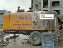转让北京华强2010年80柴油拖泵