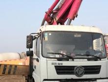 精品出售17年农建37米泵车(国五精品)