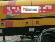 出售07年三一8018-132电拖泵