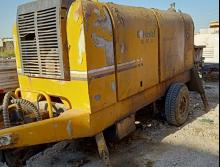 出售鸿得利09年至12年8015/110拖泵(共5台)
