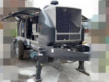 精品准新出售2019年中联重科80拖泵