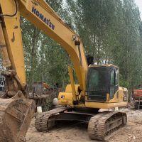 转让小松2010年220-8履带挖掘机
