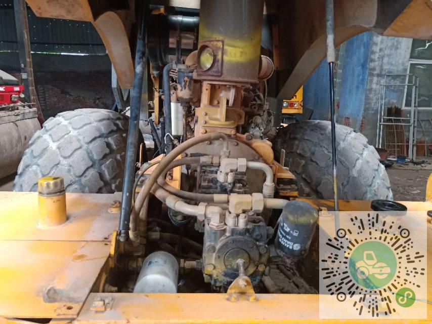 转让柳工2013年20吨双曲压路机