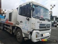 一手车出售2011年出厂中联东风9014车载泵
