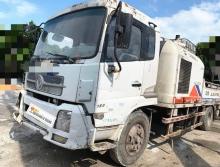 出售2011年出厂中联东风9014车载泵