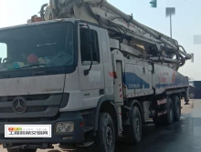 精品出售12年出厂极品中联奔驰56米泵车