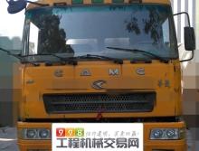 极品出售10年出厂华菱12方搅拌车(一手车,批量)