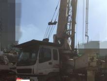 出售10年底中联五十铃50米泵车