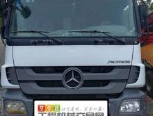 精品转让2013年中联奔驰底盘38米泵车
