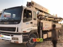 出售11年海诺五十铃37米泵车