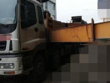 出售13年月6出厂三一五十铃50米泵车