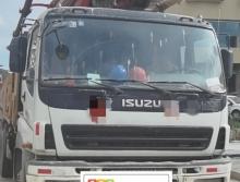 精品出售10年出厂三一五十铃46米泵车
