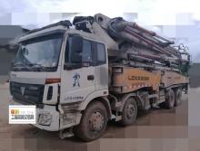 出售12年福田雷萨52米泵车