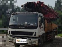 精品转让2012年出厂三一五十铃底盘46米泵车