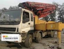 出售10年三一五十铃56米泵车