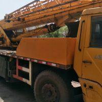 转让长江2010年25吨吊车