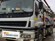 精品出售12年中联五十铃43米泵车