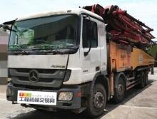 极品出售13年7月三一奔驰52米泵车(C8系列)