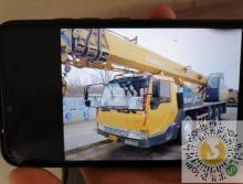 转让柳工2011年16吨吊车