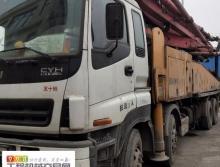精品出售10年9月三一五十铃48米泵车