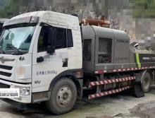精品出售17年11月中联10018车载泵