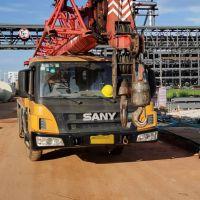 转让三一重工2012年20吨吊车