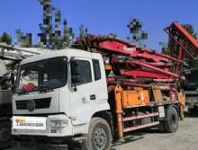 出售2016年6月上牌东风科尼乐29米泵车