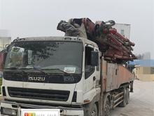出售终端一手13年三一五十铃52米泵车(龙象C8)