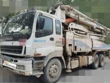 出售11年中联五十铃40米泵车