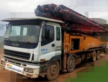 精品转让12年出厂三一五十铃56米泵车(6节臂)