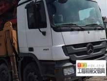 精品出售11年出厂三一奔驰48米泵车