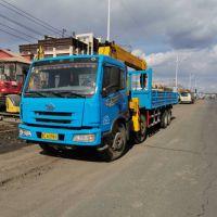 转让牡丹江专用汽车2011年14吨随车吊