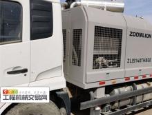 出售19年6月出厂中联10018车载泵(准新车)