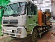 国四终端出售2014年出厂中联东风9014车载泵