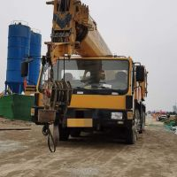 转让徐工2012年35吨吊车