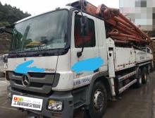 出售2013年中联奔驰47米泵车