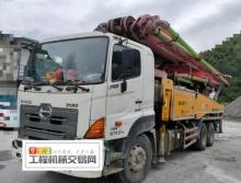 出售11年出厂三一日野46米泵车