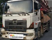 车主转让10年底三一日野43米泵车(大排量)