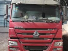 出售国五17年出厂亚特豪沃低密度粉物料运输车(国五排放)
