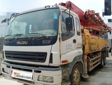 出售10年出厂三一五十铃40米泵车(方量极少)
