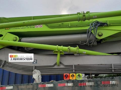 出售2018年中联奔驰49米泵车(赠送两年商业险)
