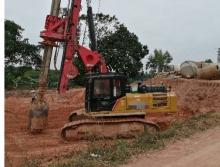 转让三一重工2018年155SR10旋挖钻机