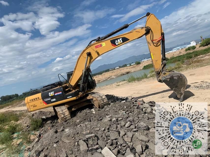 转让卡特彼勒2017年336D2履带挖掘机