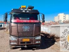 转让牡丹江2018年20吨随车吊