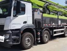 转让2020年出厂中联奔驰63米泵车(全新一方未打)
