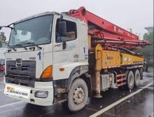 精品出售11年三一日野37米泵车