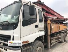 精品出售09年三一五十铃37米泵车(X腿大排量)