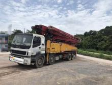 精品出售09年三一五十铃52米泵车